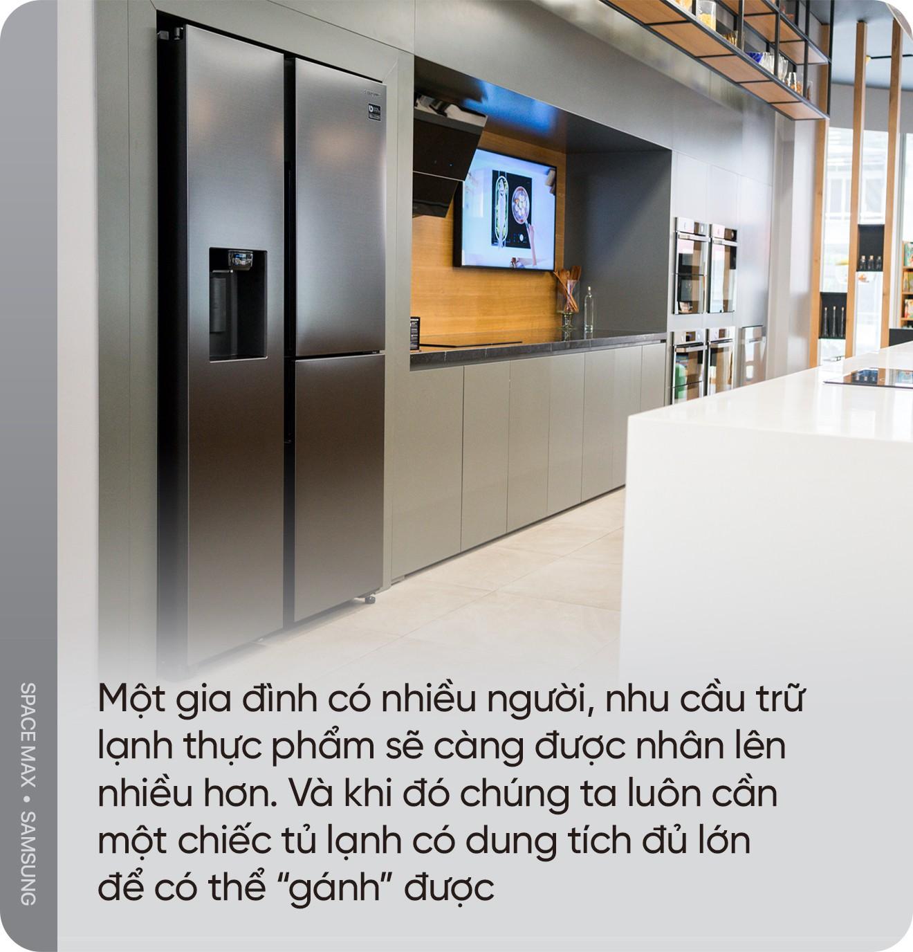 Chiếc tủ lạnh mới của Samsung đã giải quyết trọn vẹn nhu cầu của người dùng như thế nào - Ảnh 2.