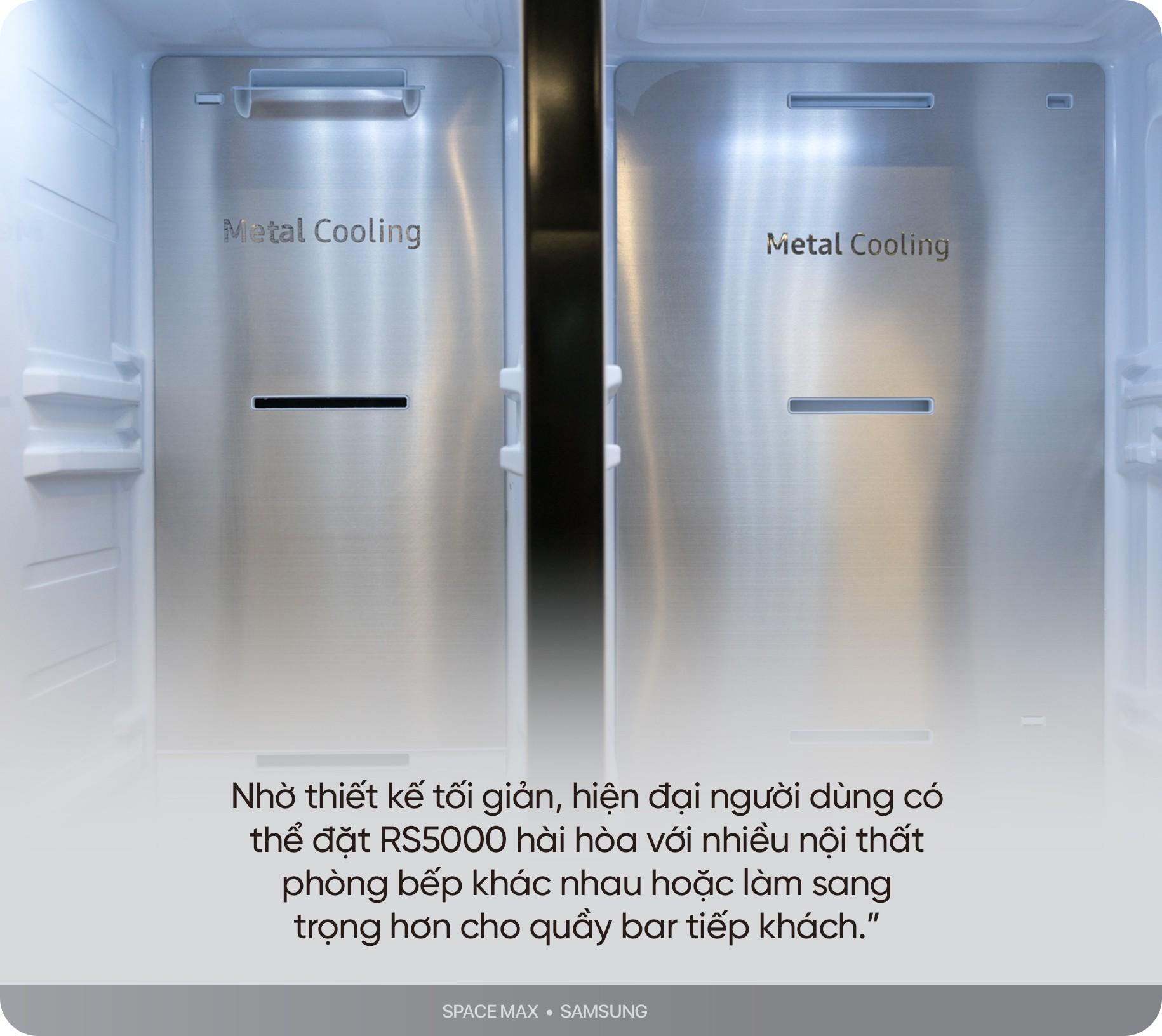 Chiếc tủ lạnh mới của Samsung đã giải quyết trọn vẹn nhu cầu của người dùng như thế nào - Ảnh 12.