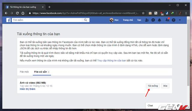 Cách sao lưu ảnh từ Facebook sang Google Photos phòng trường hợp tài khoản bị khóa - Ảnh 10.