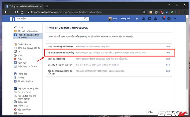 Cách sao lưu ảnh từ Facebook sang Google Photos phòng trường hợp tài khoản bị khóa - Ảnh 5.