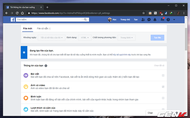 Cách sao lưu ảnh từ Facebook sang Google Photos phòng trường hợp tài khoản bị khóa - Ảnh 8.