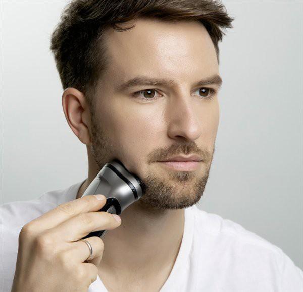 Xiaomi ra mắt máy cạo râu thông minh với ba đầu cắt, pin dùng 90 phút, giá 140.000 đồng - Ảnh 1.