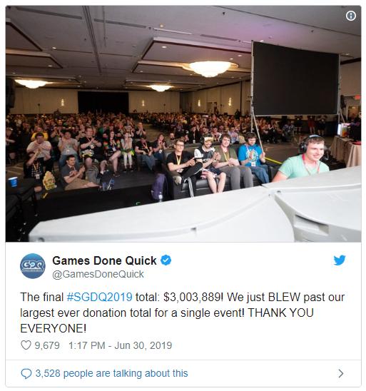 Chỉ ngồi chơi game 1 tuần cũng kiếm hơn 70 tỷ, nhóm game thủ này đã làm một việc hết sức ý nghĩa mà ai cũng ngưỡng mộ - Ảnh 1.