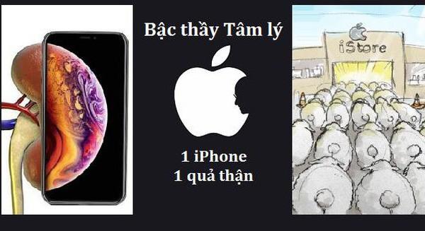 """""""Bậc thầy"""" tâm lý học Apple và những chiếc iPhone khiến người dùng phải… bán thận - Ảnh 1."""