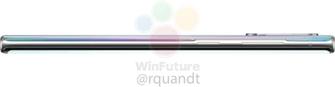 Lộ diện hình ảnh chính thức của Samsung Galaxy Note 10 - Ảnh 4.