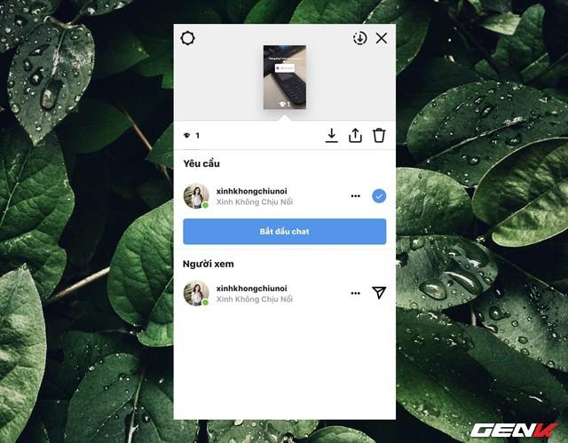 Cách làm nổi bật cuộc trò chuyện nhóm về chủ đề nào đó trên Instagram - Ảnh 12.