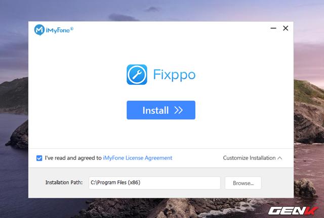 iMyFone Fixppo, giải pháp khắc phục triệt để các lỗi cơ bản về Recovery cho iPhone - Ảnh 3.