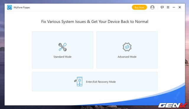 iMyFone Fixppo, giải pháp khắc phục triệt để các lỗi cơ bản về Recovery cho iPhone - Ảnh 5.