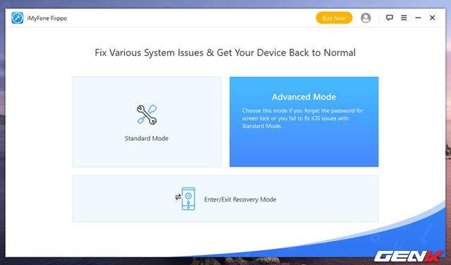iMyFone Fixppo, giải pháp khắc phục triệt để các lỗi cơ bản về Recovery cho iPhone - Ảnh 7.