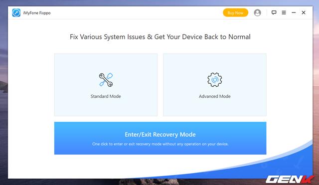 iMyFone Fixppo, giải pháp khắc phục triệt để các lỗi cơ bản về Recovery cho iPhone - Ảnh 8.