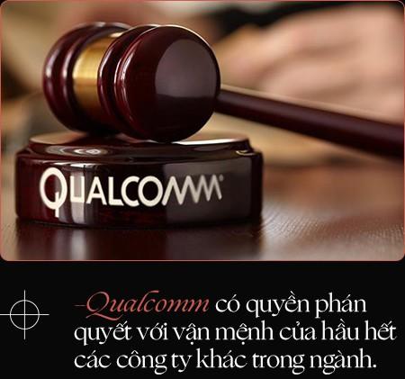 Gã độc tài Qualcomm đã thao túng ngành sản xuất smartphone gần 20 năm qua như thế nào? - Ảnh 6.
