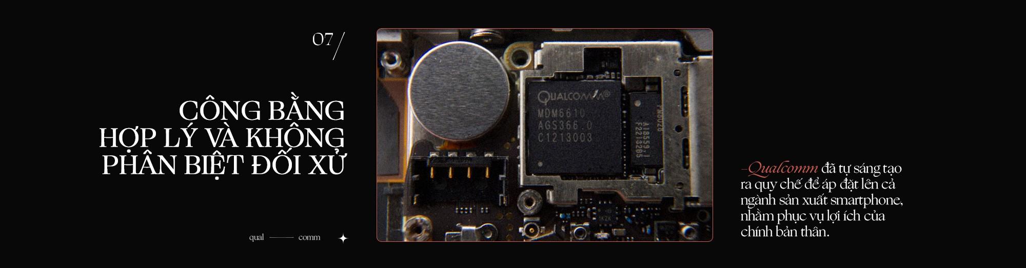 Gã độc tài Qualcomm đã thao túng ngành sản xuất smartphone gần 20 năm qua như thế nào? - Ảnh 12.