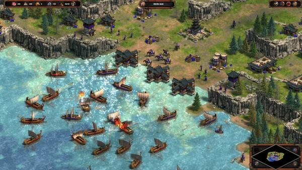 Tin vui cho fan Đế Chế: Bản làm lại 4K của AoE chính thức xuất hiện ngay trên Steam - Ảnh 1.