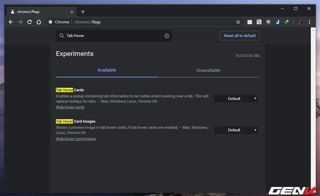 Cách kích hoạt tính năng Tab Preview trên Google Chrome - Ảnh 5.