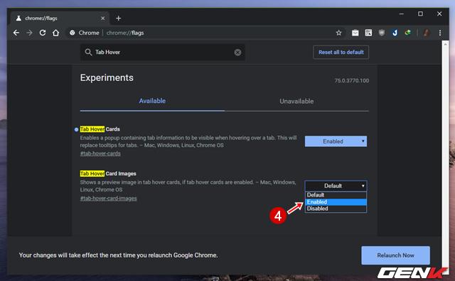 Cách kích hoạt tính năng Tab Preview trên Google Chrome - Ảnh 7.