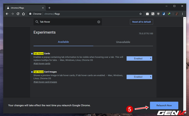 Cách kích hoạt tính năng Tab Preview trên Google Chrome - Ảnh 8.