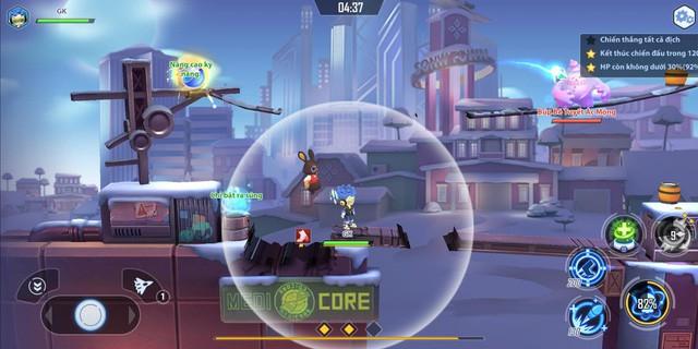 Trải nghiệm GunPow 3D - Game bắn súng tọa độ không chờ lượt - Ảnh 1.