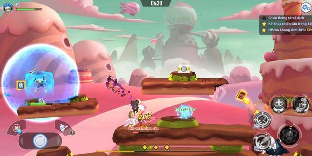 Trải nghiệm GunPow 3D - Game bắn súng tọa độ không chờ lượt - Ảnh 3.