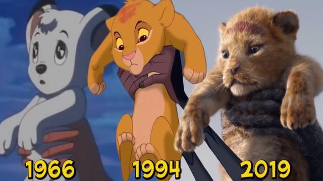 """Lion King – Vị vua """"giả mạo"""" của Disney: Tên nhân vật, cốt truyện, tạo hình… đều """"xài chùa"""" từ bộ Anime Nhật 30 năm trước? - Ảnh 2."""