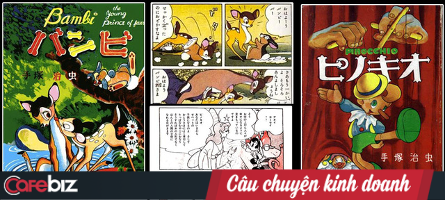 """Lion King – Vị vua """"giả mạo"""" của Disney: Tên nhân vật, cốt truyện, tạo hình… đều """"xài chùa"""" từ bộ Anime Nhật 30 năm trước? - Ảnh 3."""