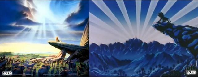 """Lion King – Vị vua """"giả mạo"""" của Disney: Tên nhân vật, cốt truyện, tạo hình… đều """"xài chùa"""" từ bộ Anime Nhật 30 năm trước? - Ảnh 4."""