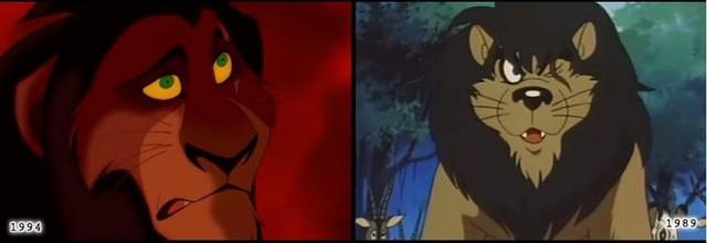 """Lion King – Vị vua """"giả mạo"""" của Disney: Tên nhân vật, cốt truyện, tạo hình… đều """"xài chùa"""" từ bộ Anime Nhật 30 năm trước? - Ảnh 7."""