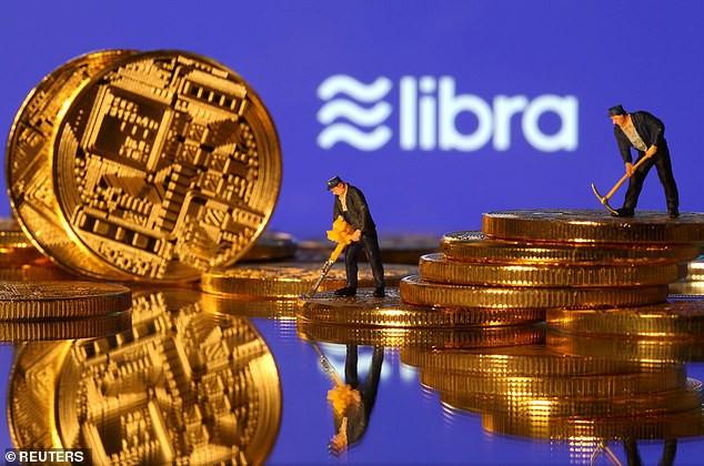 Vẫn chưa ra mắt, tiền mã hóa Libra của Facebook đã bị rao bán tràn lan ngay trên nền tảng mạng xã hội này - Ảnh 1.