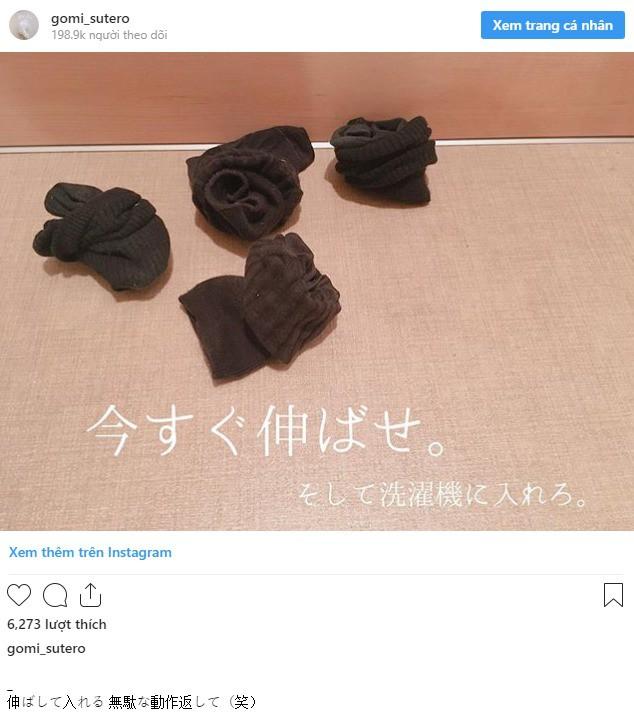 Bà vợ Nhật Bản lập hẳn trang Instagram riêng chỉ để đăng ảnh rác mà chồng vứt khắp nhà - Ảnh 1.
