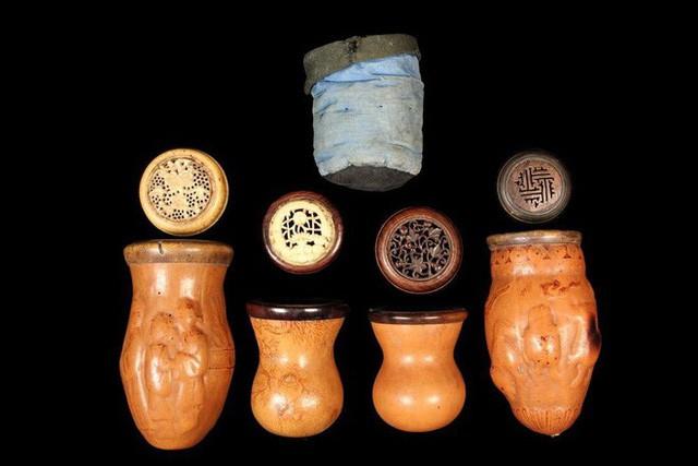 Muôn hình vạn trạng về lồng nhốt dế Trung Hoa cổ xưa: Những tạo tác tuyệt vời của nhân loại - Ảnh 4.