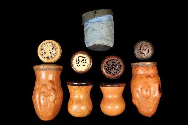Muôn hình vạn trạng về lồng nhốt dế Trung Hoa cổ xưa: Những tạo tác tuyệt vời của nhân loại - Ảnh 8.