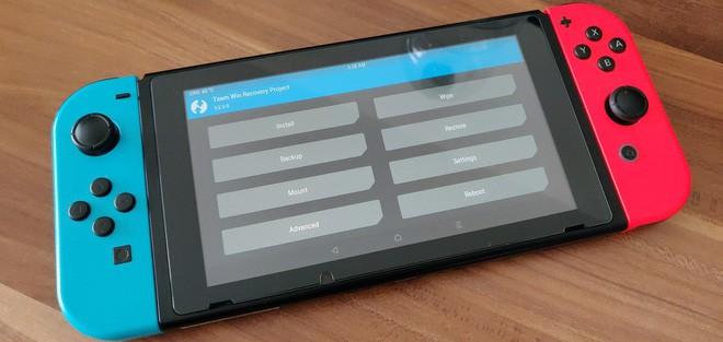 Nintendo Switch đã có thể chạy được Android: Cài đặt dễ dàng, hỗ trợ Joy-Con, vẫn còn một vài lỗi nhỏ - Ảnh 2.