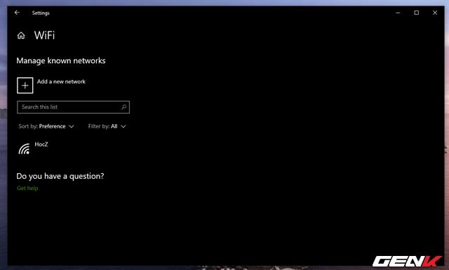 Cách xem và thay đổi mật khẩu Wi-Fi đã kết nối trên máy tính Windows 10 - Ảnh 10.