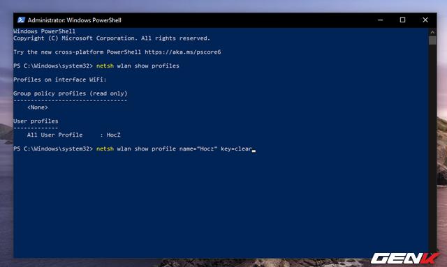 Cách xem và thay đổi mật khẩu Wi-Fi đã kết nối trên máy tính Windows 10 - Ảnh 13.