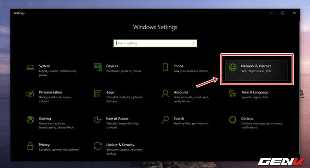 Cách xem và thay đổi mật khẩu Wi-Fi đã kết nối trên máy tính Windows 10 - Ảnh 2.