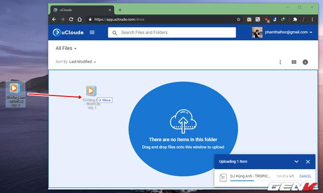 Dùng thử uCloude, dịch vụ lưu trữ miễn phí 15TB với tính năng chia sẻ dữ liệu bảo mật tự hủy - Ảnh 5.