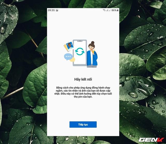 Cách quản lý tin nhắn và hình ảnh từ smartphone bằng ứng dụng chính chủ từ Microsoft - Ảnh 11.