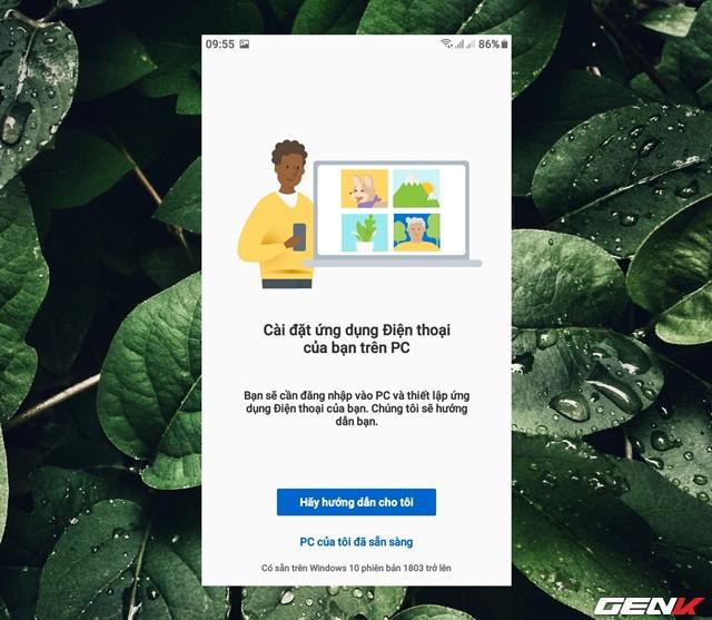 Cách quản lý tin nhắn và hình ảnh từ smartphone bằng ứng dụng chính chủ từ Microsoft - Ảnh 12.