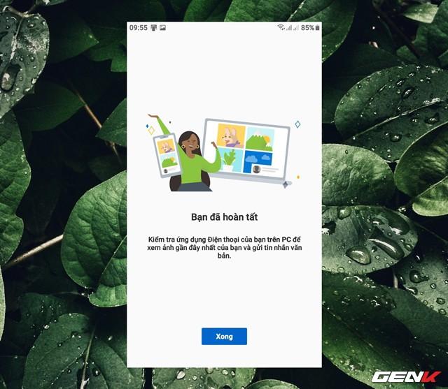Cách quản lý tin nhắn và hình ảnh từ smartphone bằng ứng dụng chính chủ từ Microsoft - Ảnh 14.