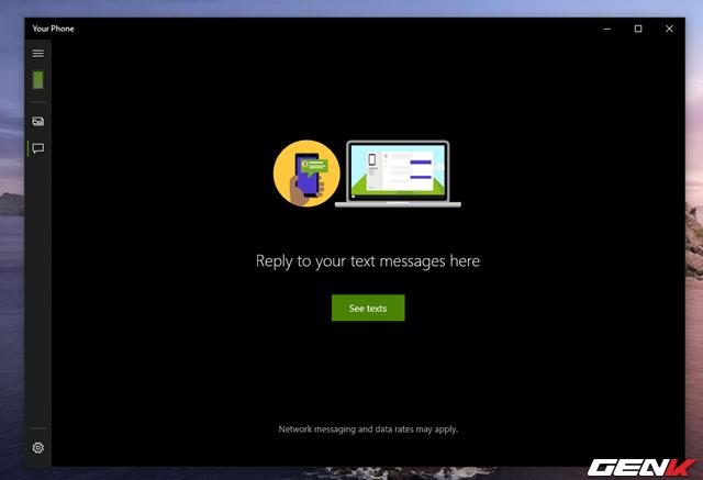 Cách quản lý tin nhắn và hình ảnh từ smartphone bằng ứng dụng chính chủ từ Microsoft - Ảnh 15.
