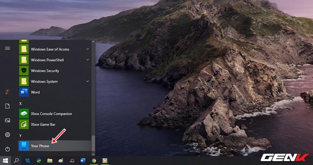 Cách quản lý tin nhắn và hình ảnh từ smartphone bằng ứng dụng chính chủ từ Microsoft - Ảnh 2.