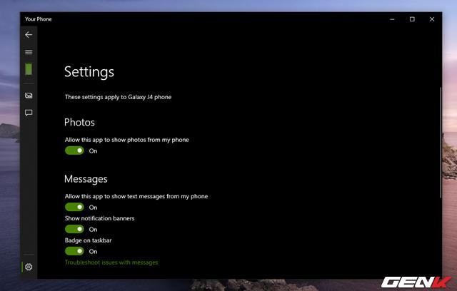 Cách quản lý tin nhắn và hình ảnh từ smartphone bằng ứng dụng chính chủ từ Microsoft - Ảnh 21.