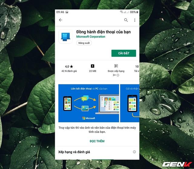 Cách quản lý tin nhắn và hình ảnh từ smartphone bằng ứng dụng chính chủ từ Microsoft - Ảnh 8.