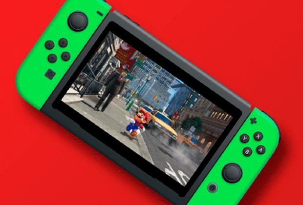 Lộ diện những hình ảnh đầu tiên về Nintendo Mini Switch 2, console giá rẻ dành cho học sinh, sinh viên - Ảnh 1.