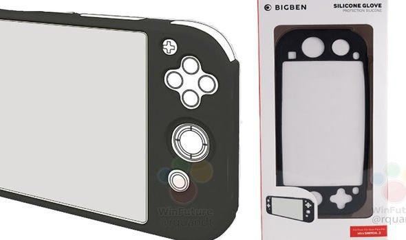 Lộ diện những hình ảnh đầu tiên về Nintendo Mini Switch 2, console giá rẻ dành cho học sinh, sinh viên - Ảnh 2.