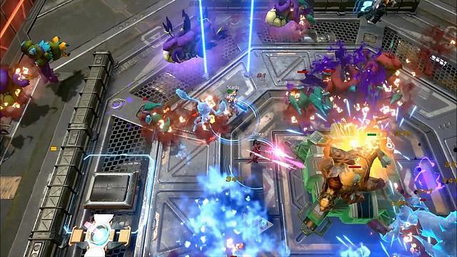 Game bắn súng giả tưởng siêu đẹp mắt Gigantic X đã chính thức mở cửa miễn phí - Ảnh 3.