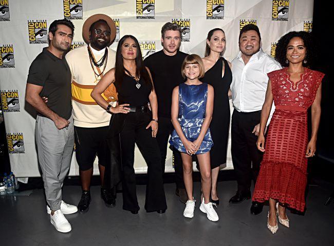 Giải ngố về Eternals, tập hợp siêu anh hùng sở hữu quyền năng vô song sắp xuất hiện trong Vũ trụ Điện ảnh Marvel - Ảnh 6.