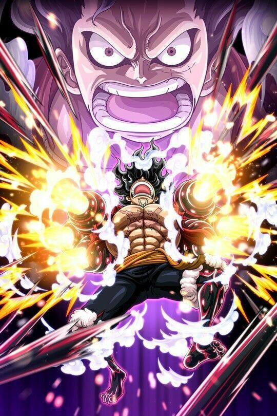 One Piece: Luffy bộc phát hình thức mới của Gear 4 để chiến đấu với Bullet trong Stampede? - Ảnh 3.