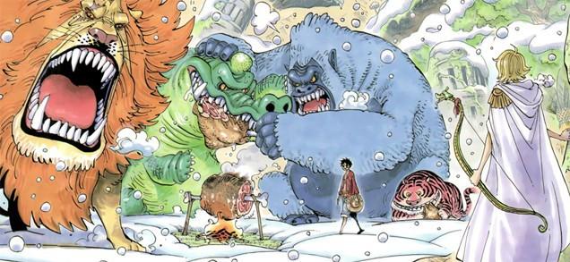 One Piece: Luffy bộc phát hình thức mới của Gear 4 để chiến đấu với Bullet trong Stampede? - Ảnh 4.