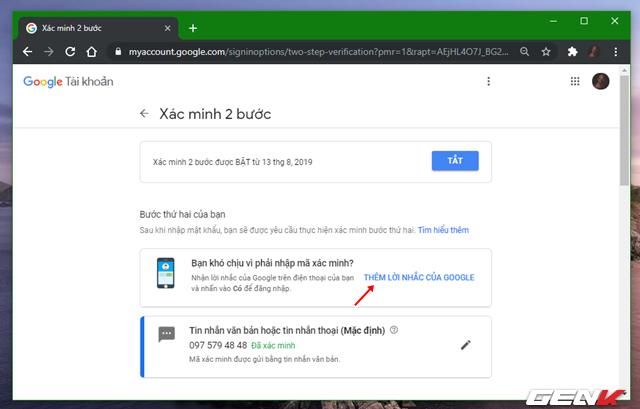 Đây là những cách đơn giản giúp bảo vệ tài khoản Google mà bạn nên biết và sử dụng - Ảnh 11.