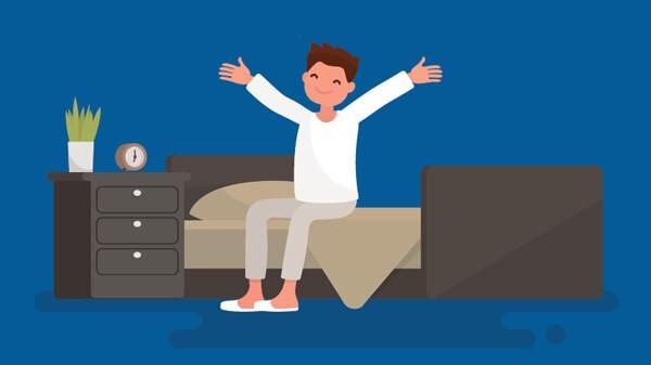Có 3% dân số chỉ cần ngủ 4 tiếng mỗi ngày, và đây là cuộc sống của một tỷ phú thời gian trong số họ - Ảnh 2.